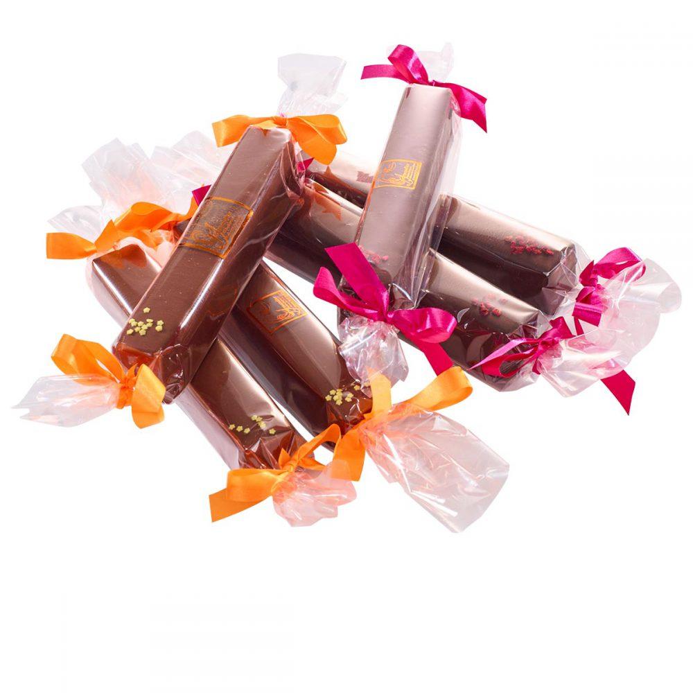 Guimauve chocolatée